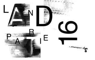 Cover-Bild zu Landpartie 16 von Schärf, Christian (Hrsg.)