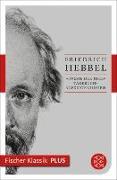 Cover-Bild zu »Poesie der Idee« (eBook) von Hebbel, Friedrich