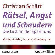 Cover-Bild zu Rätsel, Angst und Schaudern (Audio Download) von Schärf, Christian