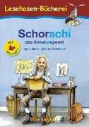 Cover-Bild zu Schorschi, das Schulgespenst / Silbenhilfe von Uebe, Ingrid