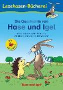 Cover-Bild zu Die Geschichte von Hase und Igel / Silbenhilfe von Fährmann, Willi