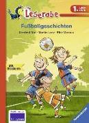 Cover-Bild zu Fußballgeschichten von Mai, Manfred