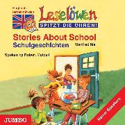 Cover-Bild zu Stories about school. Schulgeschichten (Audio Download) von Mai, Manfred