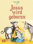 Cover-Bild zu Jesus wird geboren von Brandt, Susanne