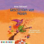 Cover-Bild zu Geschichten von Hexen (Audio Download) von Steinwart, Anne