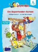 Cover-Bild zu Die Superhelden-Schule