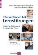 Cover-Bild zu Interventionen bei Lernstörungen von Lauth, Gerhard W. (Hrsg.)