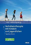 Cover-Bild zu Verhaltenstherapie mit Kindern und Jugendlichen (eBook) von Lauth, Gerhard W. (Hrsg.)