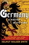 Cover-Bild zu Smith, Helmut Walser: Germany: A Nation in Its Time