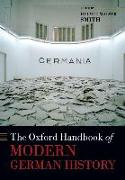 Cover-Bild zu Smith, Helmut Walser: The Oxford Handbook of Modern German History