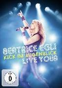 Cover-Bild zu Egli, Beatrice (Komponist): Kick Im Augenblick - Live Tour (DVD)