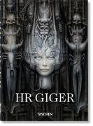 Cover-Bild zu Hirsch, Andreas J.: HR Giger. 40th Ed
