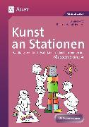 Cover-Bild zu Kunst an Stationen von Ratz, Sabine