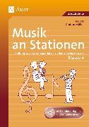 Cover-Bild zu Musik an Stationen 4 von Best, Ilse