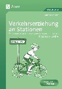Cover-Bild zu Verkehrserziehung an Stationen 3/4 von Kraus, Sandra