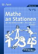 Cover-Bild zu Mathe an Stationen. Klasse 1 von Bettner, Marco