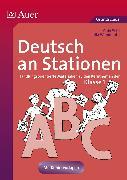 Cover-Bild zu Deutsch an Stationen von Wall, Anja