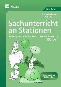 Cover-Bild zu Sachunterricht an Stationen von Eselgrimm, Kristina