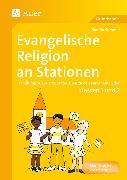 Cover-Bild zu Evangelische Religion an Stationen von Kraus, Sandra