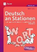 Cover-Bild zu Deutsch an Stationen 2 von Knipp, Martina