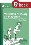 Cover-Bild zu Verkehrserziehung an Stationen (eBook) von Kraus, Sandra