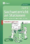Cover-Bild zu Sachunterricht an Stationen Deutschland & Europa von Sommer, Sandra