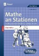 Cover-Bild zu Mathe an Stationen SPEZIAL Geometrie 3-4 von Donat, Carolin