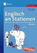 Cover-Bild zu Englisch an Stationen. Klasse 4 von Boller, Jasmin