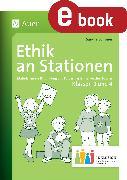 Cover-Bild zu Ethik an Stationen 3-4 Inklusion (eBook) von Sommer, Sandra