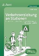 Cover-Bild zu Verkehrserziehung an Stationen 1/2 von Sommer, Sandra