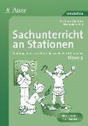 Cover-Bild zu Sachunterricht an Stationen 3 von Eselgrimm, Kristina