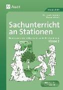 Cover-Bild zu Sachunterricht an Stationen 2 von Eselgrimm, Kristina