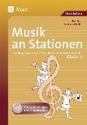 Cover-Bild zu Musik an Stationen 3 von Müller, Gudrun