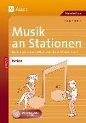 Cover-Bild zu Musik an Stationen Spezial: Noten 1-4 von Harbers, Katja