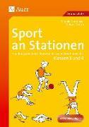 Cover-Bild zu Sport an Stationen von Niermeyer, Mareile