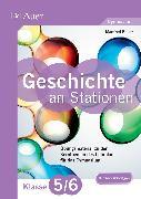 Cover-Bild zu Geschichte an Stationen 5-6 Gymnasium von Bauer, Manfred