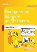 Cover-Bild zu Ev. Religion an Stationen Spezial Neues Testament von Worm, Heinz-Lothar