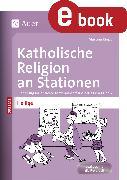Cover-Bild zu Katholische Religion an Stationen Spezial Heilige (eBook) von Knipp, Martina