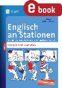 Cover-Bild zu Englisch an Stationen England, USA, Australien (eBook) von Nink, Wibke