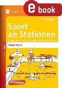 Cover-Bild zu Sport an Stationen Spezial Schwimmen (eBook) von Ellinger, Ivonne