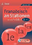 Cover-Bild zu Französisch an Stationen 3. Lernjahr von Catalano, Maria Cristina