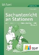 Cover-Bild zu Sachunterricht an Stationen 1 Inklusion von Hampel, Jana