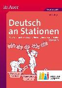 Cover-Bild zu Deutsch an Stationen 3 Inklusion von Klügel, Timo