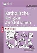 Cover-Bild zu Katholische Religion an Stationen Das Kirchenjahr von Knipp, Martina