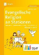 Cover-Bild zu Evangelische Religion an Stationen 3-4 Inklusion von Sommer, Sandra