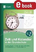 Cover-Bild zu Zeit und Kalender in der Grundschule (eBook) von Sommer, Sandra