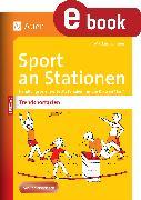 Cover-Bild zu Sport an Stationen Spezial Trendsportarten 1-4 (eBook) von Sommer, Markus