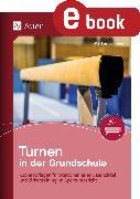 Cover-Bild zu Turnen in der Grundschule (eBook) von Sommer, Markus