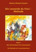 Cover-Bild zu Die Leonardo da Vinci - Methode Band I (eBook) von Sommer, Markus Michael