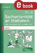 Cover-Bild zu Sachunterricht an Stationen Spezial Familie (eBook) von Sommer, Sandra